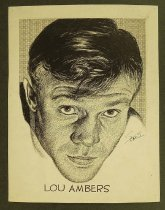 Image of Lou Ambers - Sords, Jack, 1899-1960
